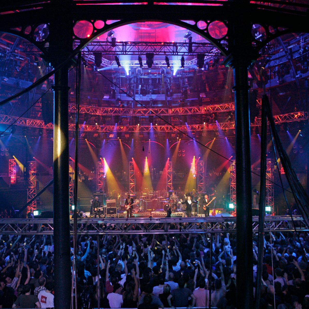Electric Proms at Roundhouse