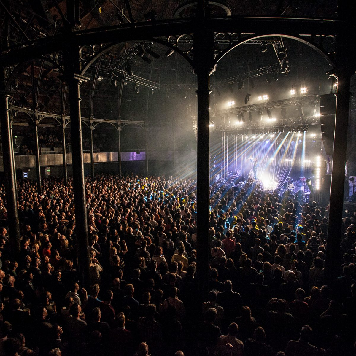 Performance at Roundhouse