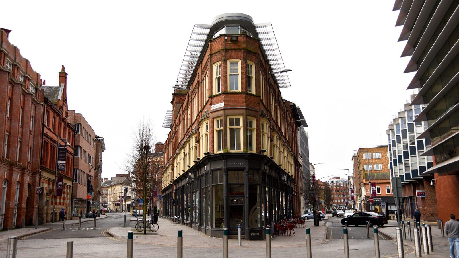 Rutland Street, Leicester