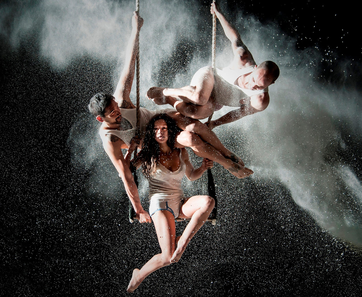 Performers at Roundhouse